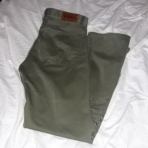 POLO by Ralph Lauren Military Green Jeans